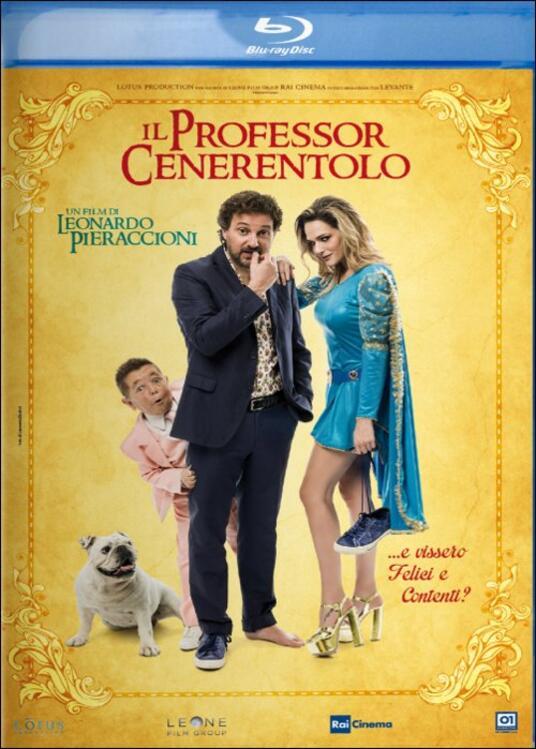 Il professor Cenerentolo di Leonardo Pieraccioni - Blu-ray