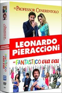 Film Pieraccioni. Un fantastico via vai. Il professor Cenerentolo (2 DVD) Leonardo Pieraccioni