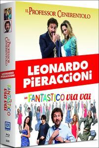 Pieraccioni. Un fantastico via vai. Il professor Cenerentolo (2 DVD) di Leonardo Pieraccioni