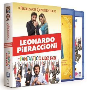 Pieraccioni. Un fantastico via vai. Il professor Cenerentolo (2 DVD) di Leonardo Pieraccioni - 2