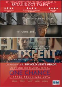 One Chance. La grande occasione di David Frankel - DVD