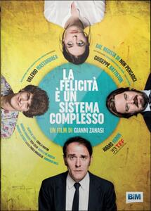 La felicità è un sistema complesso di Gianni Zanasi - DVD