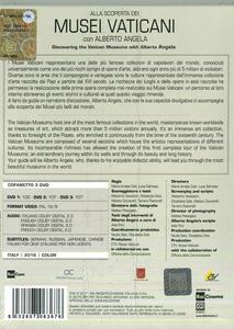 Alla scoperta dei Musei Vaticani (3 DVD) - DVD - 2
