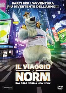 Il viaggio di Norm di Trevor Wall - DVD