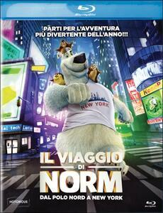 Il viaggio di Norm di Trevor Wall - Blu-ray