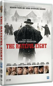 The Hateful Eight di Quentin Tarantino - DVD