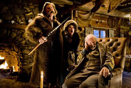 The Hateful Eight di Quentin Tarantino - Blu-ray - 2