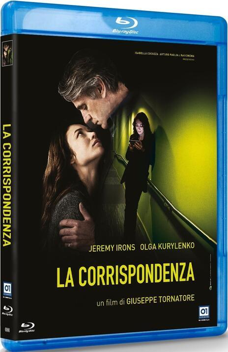 La corrispondenza di Giuseppe Tornatore - Blu-ray