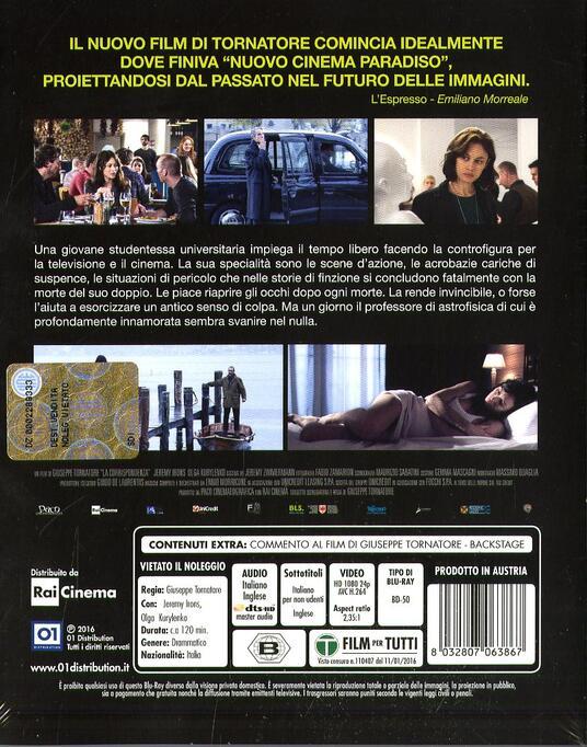 La corrispondenza di Giuseppe Tornatore - Blu-ray - 10