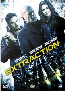 Extraction di Steven C. Miller - DVD