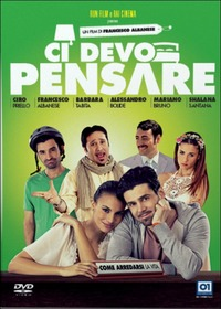 Cover Dvd Ci devo pensare (DVD)