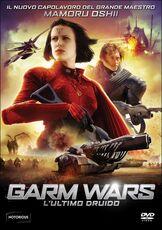 Film Garm Wars. L'ultimo druido Mamoru Oshii