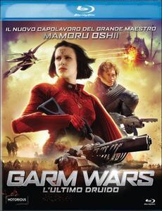 Garm Wars. L'ultimo druido di Mamoru Oshii - Blu-ray