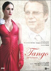 Tango per la libertà (2 DVD) di Alberto Negrin - DVD