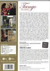 Tango per la libertà (2 DVD) di Alberto Negrin - DVD - 2