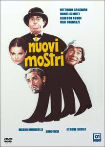 I nuovi mostri di Mario Monicelli,Ettore Scola,Dino Risi - DVD
