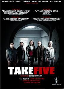 Take Five di Guido Lombardi - DVD