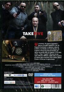 Take Five di Guido Lombardi - DVD - 2