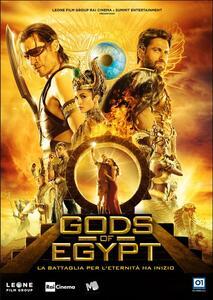Gods of Egypt di Alex Proyas - DVD