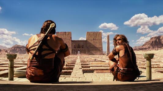 Gods of Egypt di Alex Proyas - DVD - 7