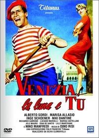 Cover Dvd Venezia, la Luna e tu (DVD)