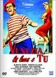 Cover Dvd DVD Venezia, la luna e tu