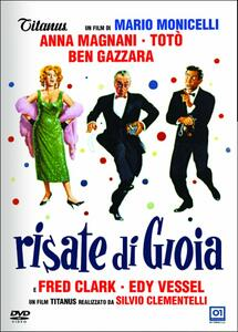 Risate di gioia di Mario Monicelli - DVD