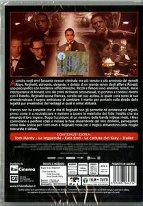 Legend di Brian Helgeland - DVD - 2