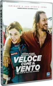 Veloce come il vento di Matteo Rovere - DVD