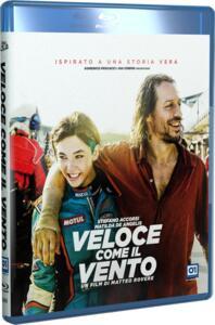 Veloce come il vento di Matteo Rovere - Blu-ray
