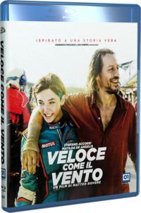 Cover Dvd Veloce come il vento (Blu-ray)
