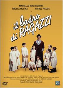 Il ladro di ragazzi di Christian De Chalonge - DVD