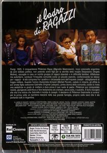 Il ladro di ragazzi di Christian De Chalonge - DVD - 2