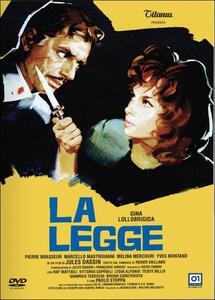 La legge di Jules Dassin - DVD