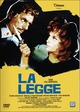 Cover Dvd DVD La legge