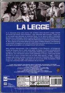 La legge di Jules Dassin - DVD - 2
