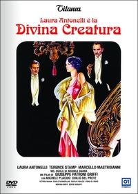 Cover Dvd Divina creatura (DVD)