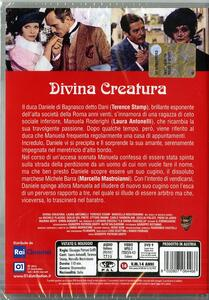 Divina creatura di Giuseppe Patroni Griffi - DVD - 2