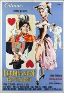 Ferdinando I Re di Napoli di Gianni Franciolini - DVD