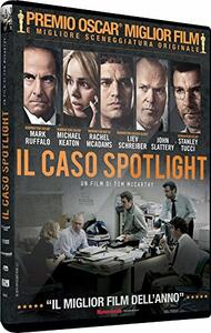 Il caso Spotlight di Thomas McCarthy - DVD