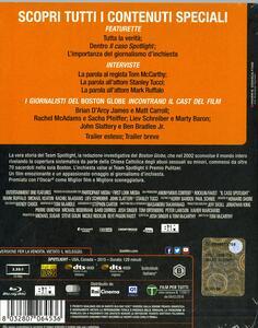 Il caso Spotlight di Thomas McCarthy - Blu-ray - 2