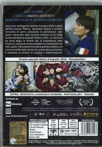 AstroSamantha. La donna dei record nello spazio di Gianluca Cerasola - DVD - 2