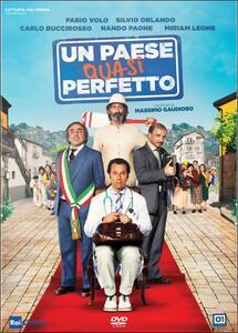 Un paese quasi perfetto di Massimo Gaudioso - DVD