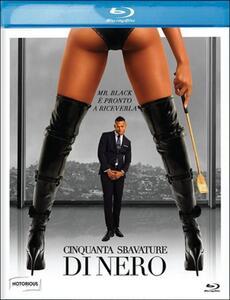 Cinquanta sbavature di nero di Michael Tiddes - Blu-ray