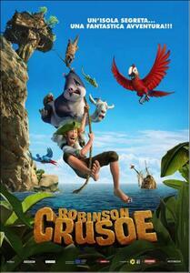 Robinson Crusoe di Ben Stassen,Vincent Kesteloot - DVD