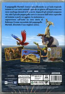 Robinson Crusoe di Ben Stassen,Vincent Kesteloot - DVD - 2