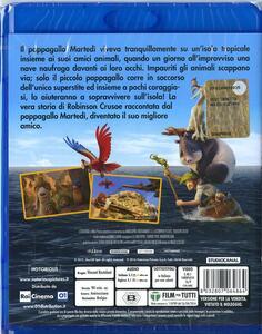 Robinson Crusoe di Ben Stassen,Vincent Kesteloot - Blu-ray - 2
