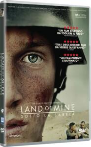 Land of Mine. Sotto la sabbia di Martin Zandvliet - DVD
