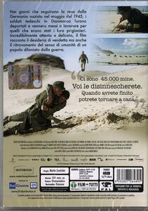Land of Mine. Sotto la sabbia di Martin Zandvliet - DVD - 2