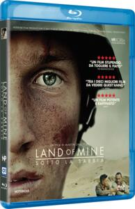 Land of Mine. Sotto la sabbia di Martin Zandvliet - Blu-ray